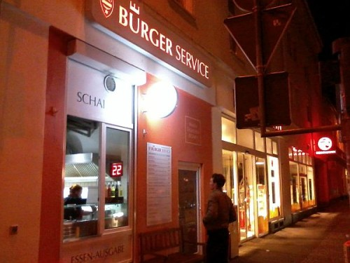 Burgerservice Halle