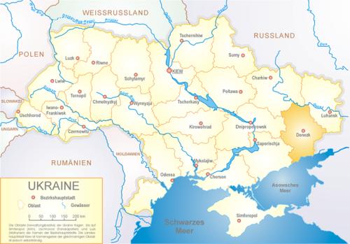 Ukraine Donezk