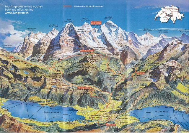 Jungfrauregion (zum Vergrößern anklicken)