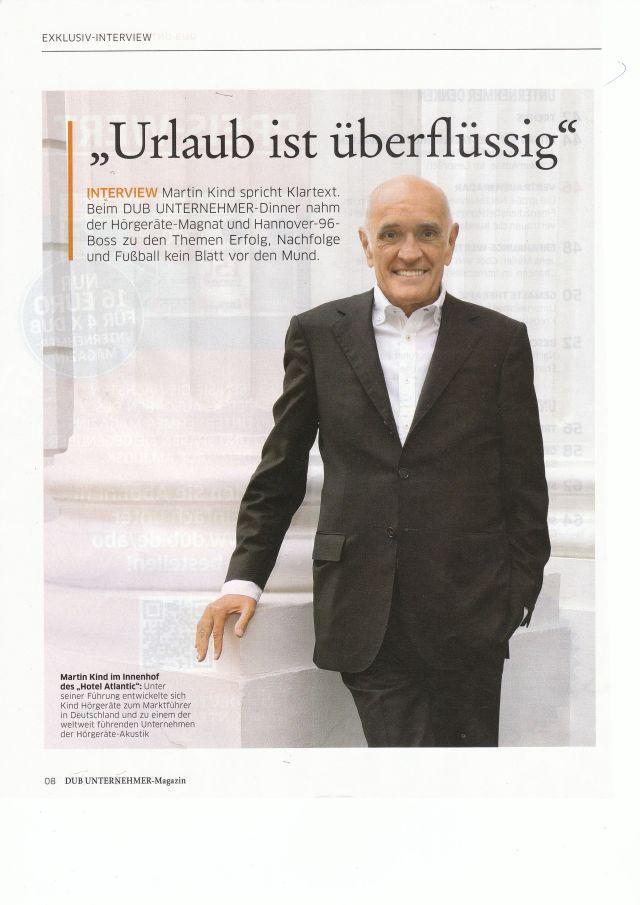 Quelle: DUB Unternehmer-Magazin.